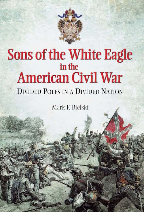 Sons of the White Eagle book cover
